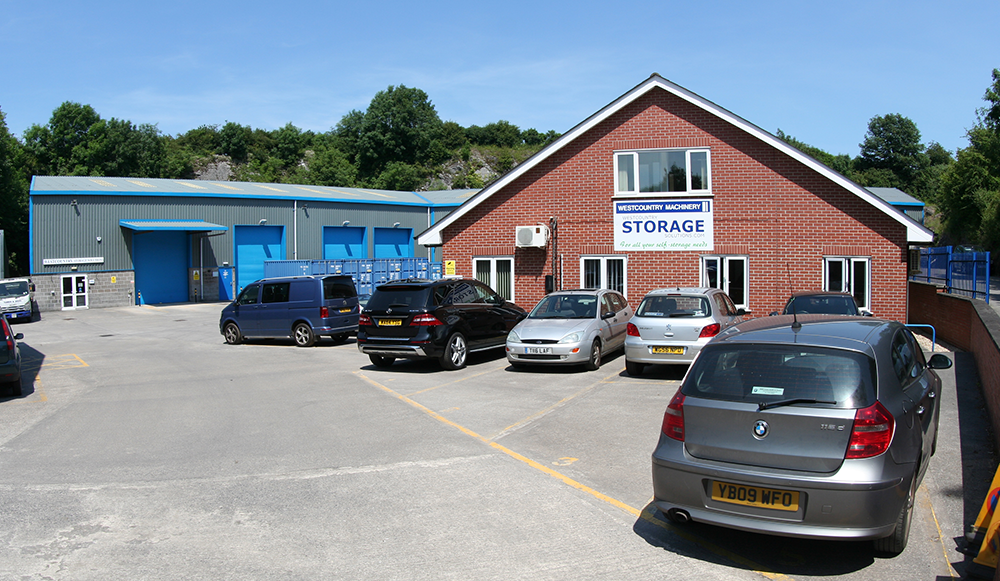 Devon Business Storage