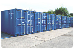 Plymouth Container Storage