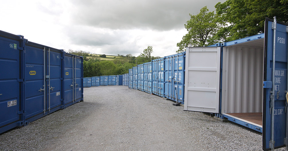 Self Storage Plymouth